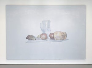 Still life, 2002, oil on canvas 347,8x502,5 cm Pinault Collection